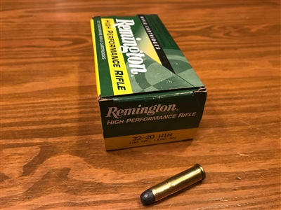 32-20 Winchester (WCF) Remington Express 100gr - 50 rounds