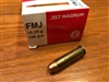 357 Magnum S&B 158gr FMJ - 20 rounds
