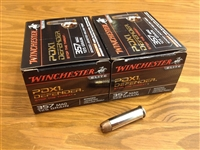 357 Magnum Winchester 125gr PDX1 - 50 rounds