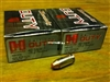 40 S&W 175gr FlexLok Critical Duty ammunition -- 100 Rounds