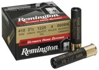 "410 gauge 2.5"" Remington #000 Ultimate Home Defense - #15"