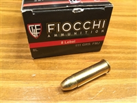 8mm Lebel Revolver 111gr FMJ - 50 rounds