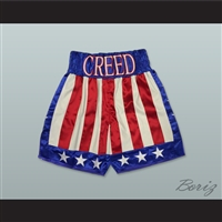Michael B. Jordan Adonis Johnson Creed Boxing Shorts