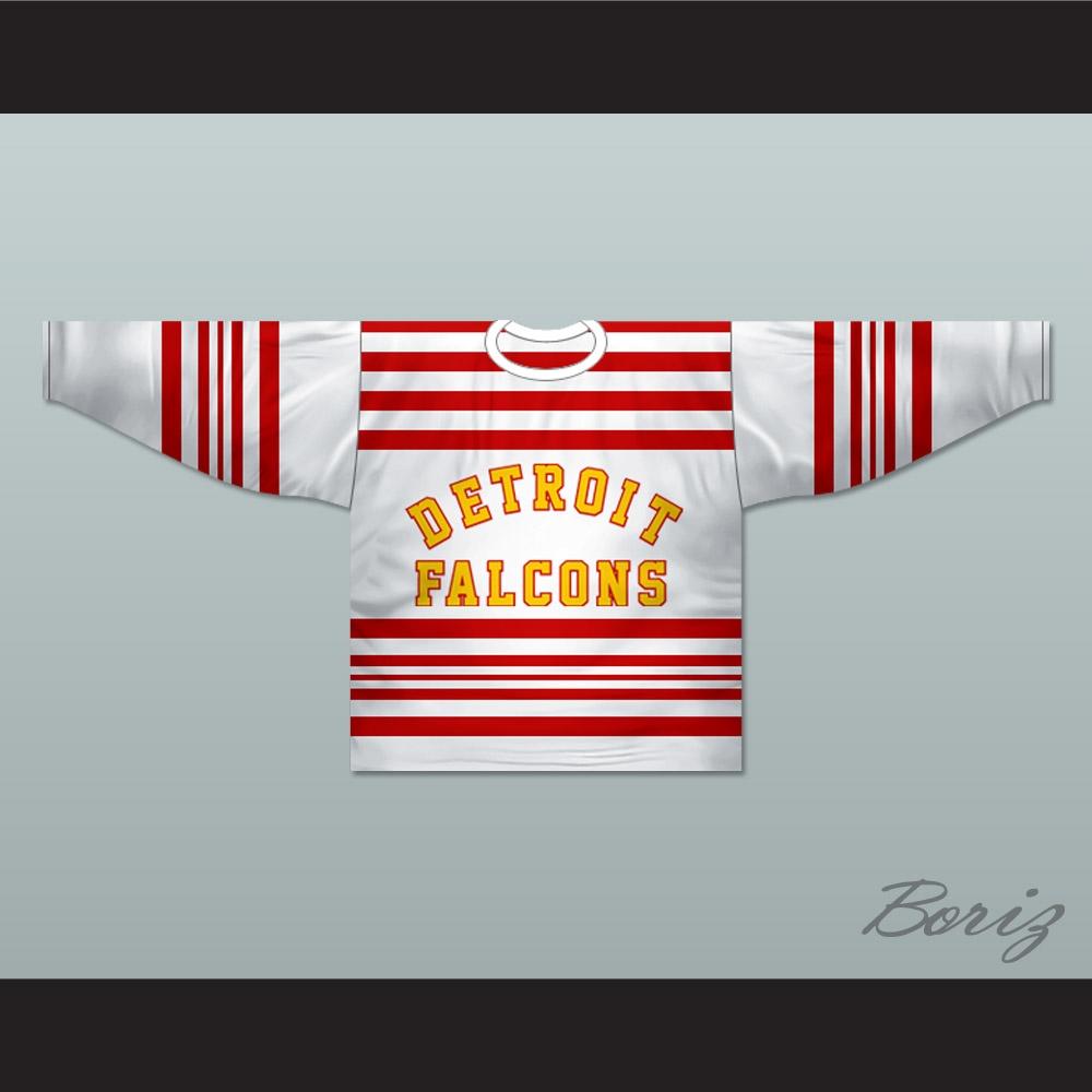 Detroit Falcons 1930-32 Hockey Jersey