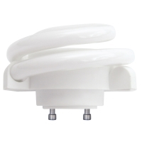 TCP 33213SSP - 13W SQUAT GU LAMP
