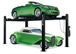 CHALLENGER LIFTS, CHALLENGER FOUR POST, ROTARY lift, bendpak lifts, tuxedo lifts, car lifts, four post lift, two post lift, 2 post lift, 4 post lift, storage lifts, garage lifts, auto equipment, automotive equipment, car lift, challenger car lift, aes, li