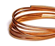 2mm Coloured Wire Copper - 1m length