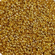 200pc Crimps Gold Plated 2mm