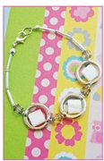 Framed Bracelet Kit as featured in digital beading