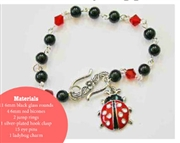 Little lady Bugge Bracelet Kit as Featured In Digital Beading