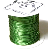 10m .8mm Elastic Green