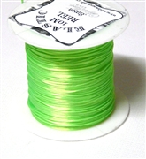 10m .8mm Elastic Light Green