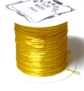 10m .8mm Elastic Yellow