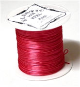 10m .8mm Elastic Hot Pink
