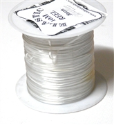 10m .8mm Elastic Clear