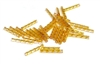 10gm bugle beads topaz ab twisted 12mm
