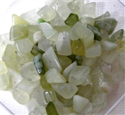 100pc Gemstone Chips New Jade 6-8mm