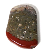 1pc Gemstone Rock 40x25mm #17