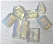 7pc Gemstone Assorted Moonstone Beads