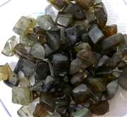 100pc Gemstone Chips Labrodorite 6-8mm