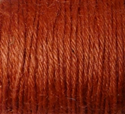 10m Hemp 2mm Orange