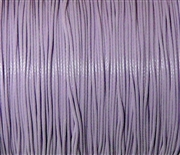 10m .5mm Cotton Knotting Cord Light Purple