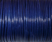 6m 2mm Cotton Knotting Cord Marine Blue