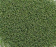 3GM 1mm Micro Beads Peridot Green