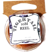 10m Tigertail Reel Copper