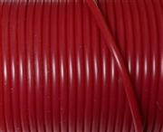 3m 3mm rubber tubing Hollow Dark Red
