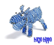 Hugo Hippo Safari Critter Kit