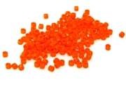 5gm toho delica seed bead orange opaque 11/0