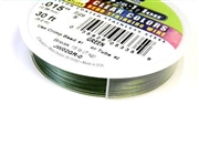Beadalon tigertail spool 30ft green 7 strand .038mm thickness