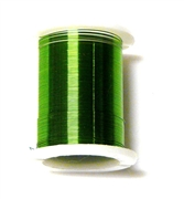 10m reel green 28 gauge wire