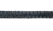 1m 6mm wirelace tubular mesh navy blue