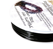 6m stretch elastic reel .8mm black
