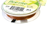 flexrite tigertail spool 30ft copper 7 strand .045mm thickness
