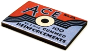 1pc woodcut packet ace reinforcements