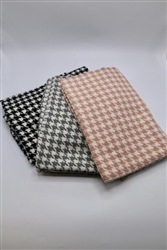 Houndstooth Scarves