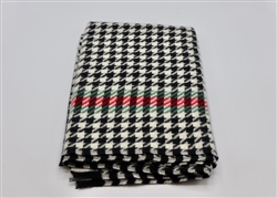 GC Inspired Houndstooth Scarf