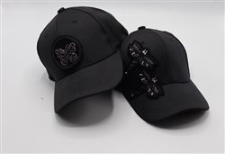 Baseball Cap (closed up in back)