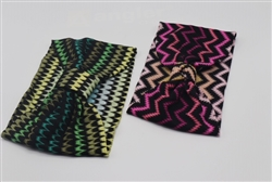 Missoni Fabric Headband