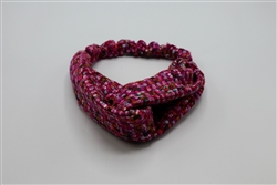 Tweed Turban Headband