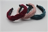 Braided Velvet Headband