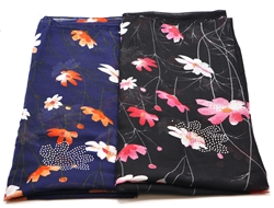 Flower Printed Scarves