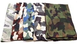 Army Printed Scarves