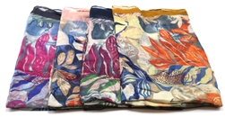 Under the Sea Printed Scarves