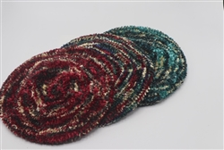 Multicolor Regular Chenille Snood