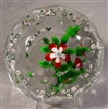 Antique Baccarat Wallflower