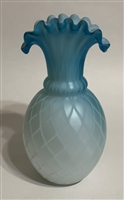 Satin Glass Vase